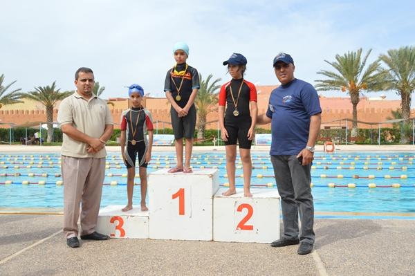 بالصور : التظاهرة الرياضية لنادي أمل تيزنيت للسباحة والغوص