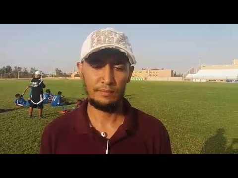 غاندي : المشرف التقني العام لأمل تيزنيت لكرة القدم