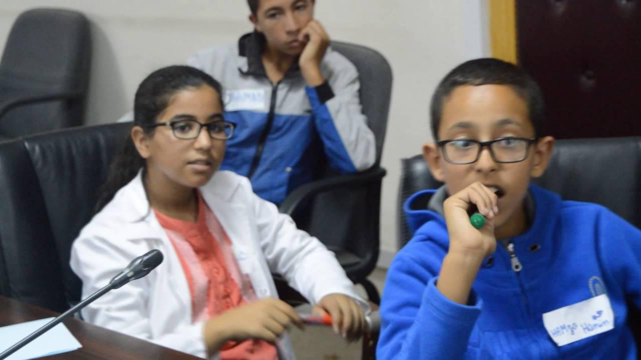 بالفيديو: دراسة تشخيصية للأطفال في وضعية إعاقة بالثانوي الاعدادي بجهة سوس ماسة