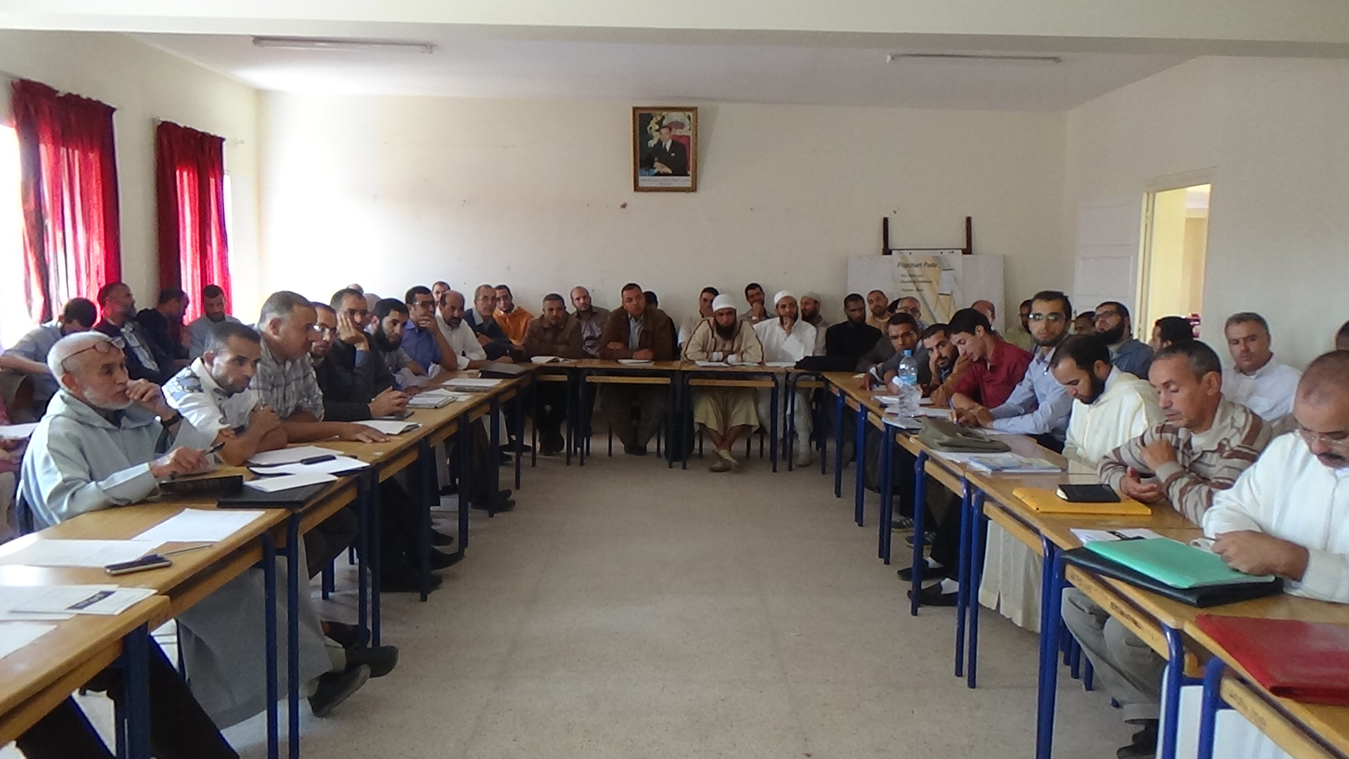 بيوكرى: تقريب المنهاج الجديد لمادة التربية الاسلامية