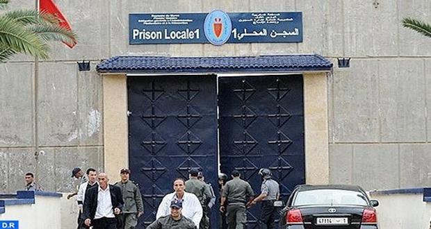 المندوبية العامة لإدارة السجون تؤكد حرصها على تحسين ظروف إيواء السجناء