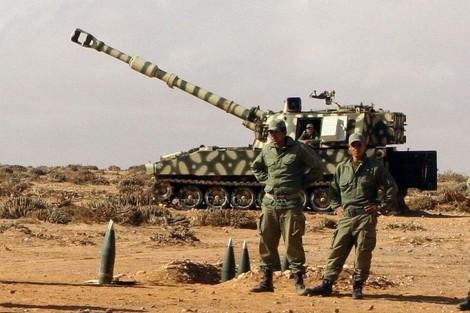 الجيش المغربي يأسر عسكريين جزائريين في الكركرات