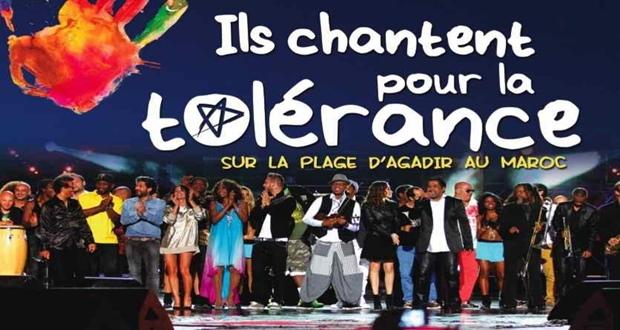 """شاطئ أكادير يستقبل فنانين أجانب ومغاربة بحفل """"التسامح """" في دورته 11"""