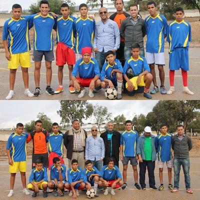 انطلاق البطولة الوطنية الرياضية 44 للمؤسسات والمراكز الاجتماعية للتعاون الوطني بأكاديـر