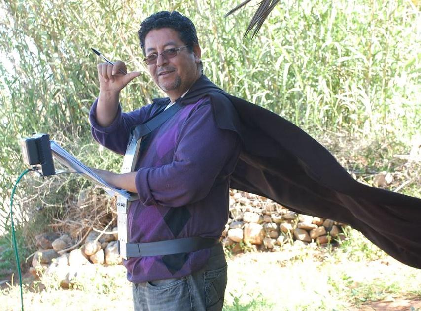 جولة فنية للمخرج السينمائي الامازيغي سعيد باحوس