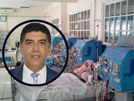 مشارك يستعد لبناء مركز لتصفية الدم بسيدي افني