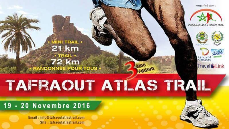 بلاغ صحفي لمنظمي سباق تافراوت اطلس ثرايل