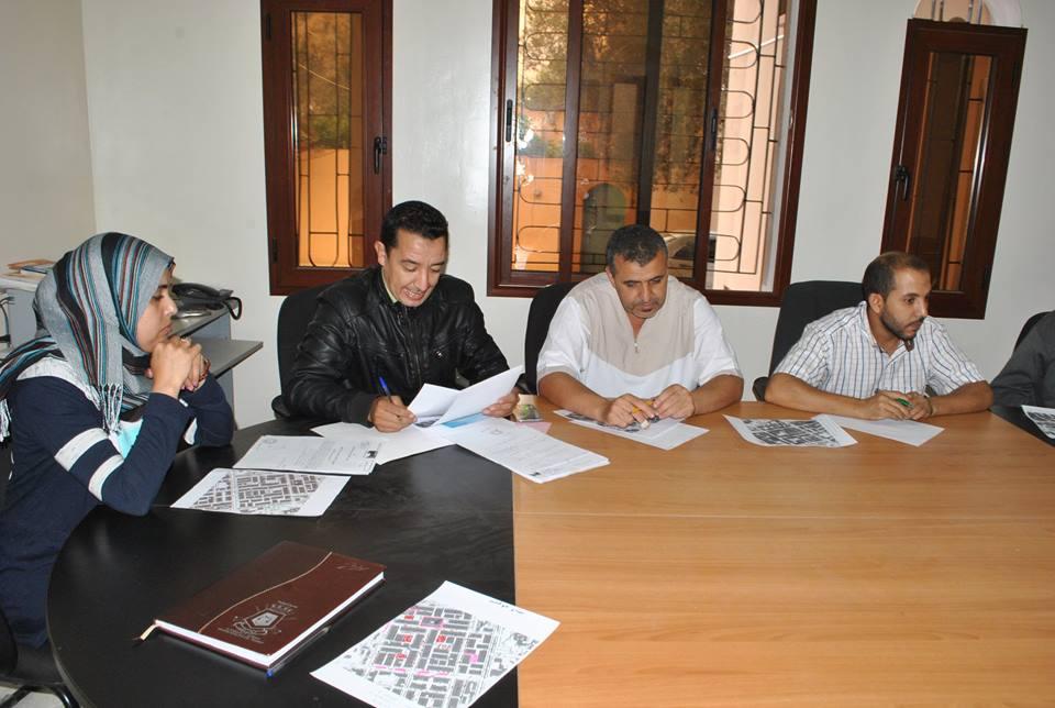 جمعية السكينة تطالب باعادة الاعتبار لحي ودادية الموظفين