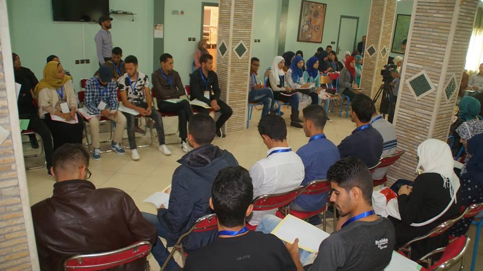 تقرير عن الدورة تكوينية الوطنية الأولى لجمعيات طلبة المعاهد العليا للمهن التمريضية وتقنيات الصحة بالمغرب