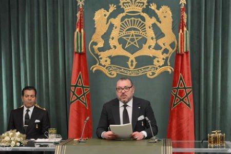 الملك لشعبه: أخاطبكم اليوم من قلب إفريقيا حول قضية الصحراء المغربية