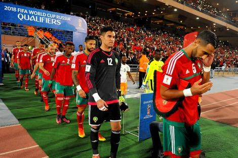 """المغرب يكسر احتكار نقل مباريات """"الأسود"""""""