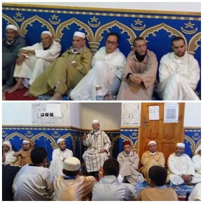 رسموكة : جمعية تكرار تحيي حفلا دينيا بمناسبة عيد المولد النبوي الشريف