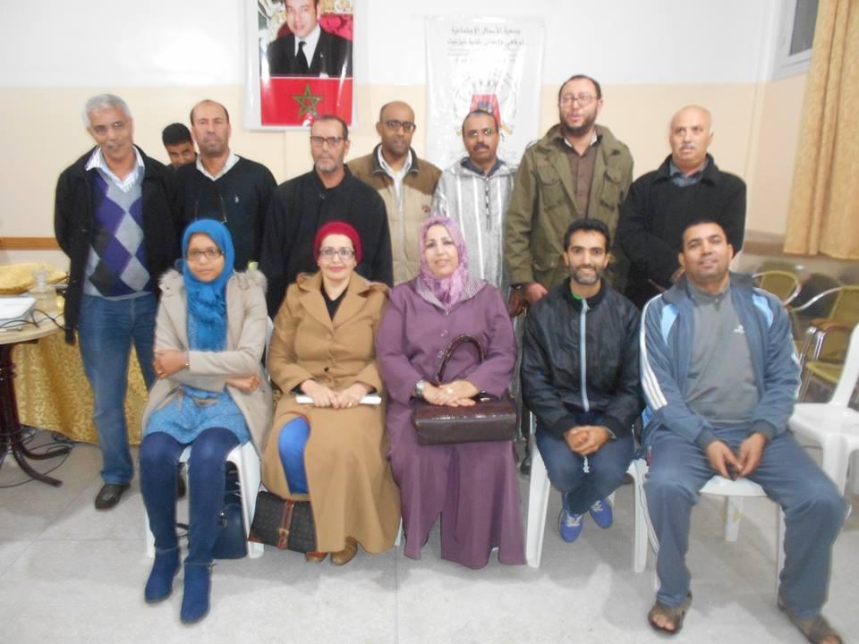 محمد بلا رئيسا جديدا لجمعية الاعمال الاجتماعية لموظفي و اعوان جماعة تيزنيت