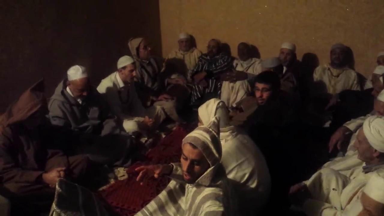 حفل ديني لجمعية للارقية علي احماد بمناسبة ذكرى المولد النبوي