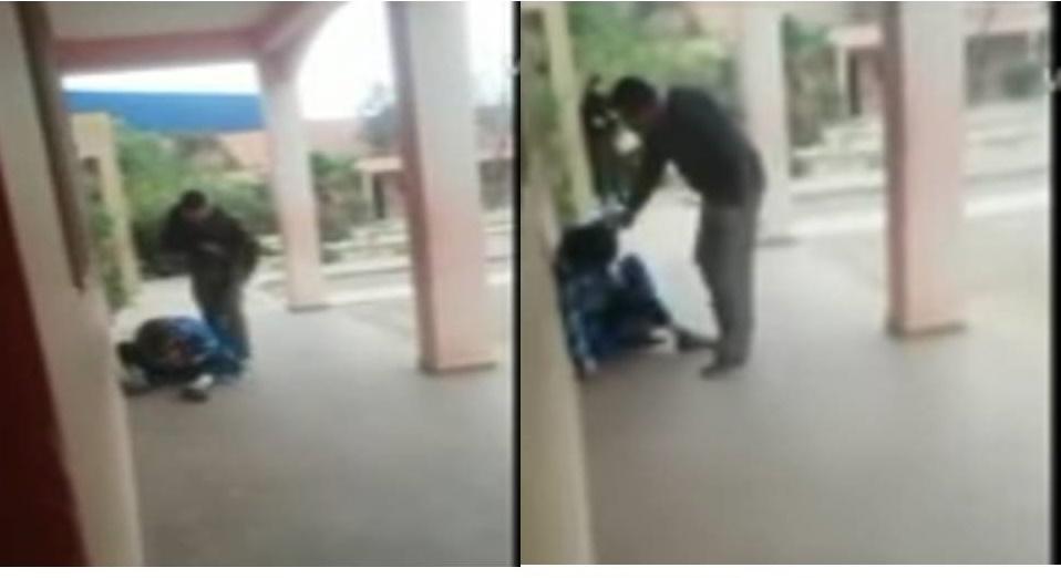 رئيس جمعية بتارودانت يعتدي بوحشية على فتاة معاقة