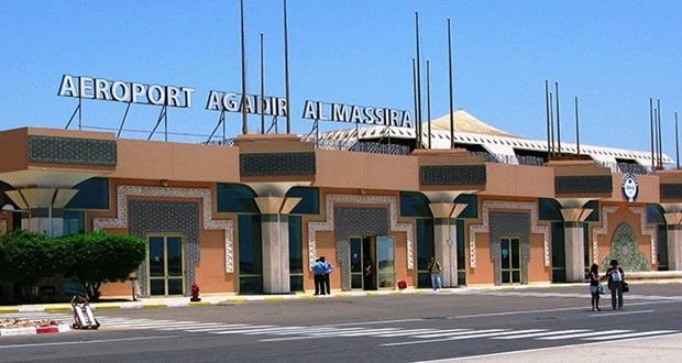 إيقاف شخص حاول التسلل إلى مطار أكادير يترجم يقظة مصالح المطار