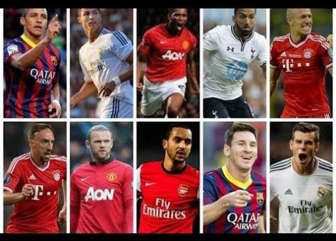هذه تشكيلة أفضل لاعبي العالم لسنة 2016