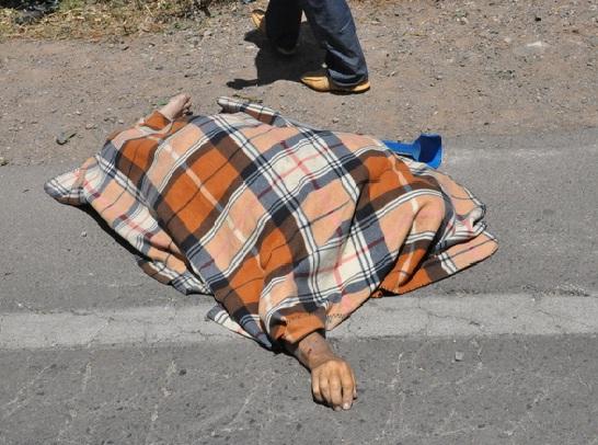 مصرع  شخص في حادث سير مميت بطريق اولاد جرار