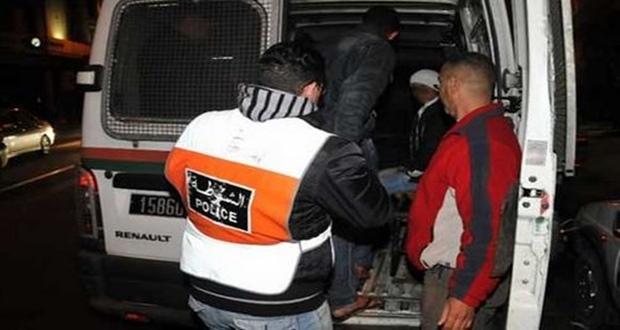 كلميم..توقيف حوالي 96 شخصا متورطين في أعمال إجرامية خلال شهر نونبر