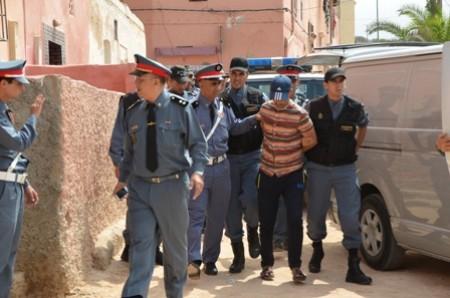 اعتقال أحد بائعي ماء الحياة قرب شاطئ الفتيسا بمير اللفت