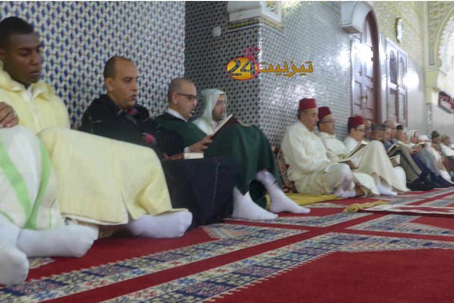 بالفيديو : احياء ذكرى وفاة المغفور له الحسن الثاني بتيزنيت