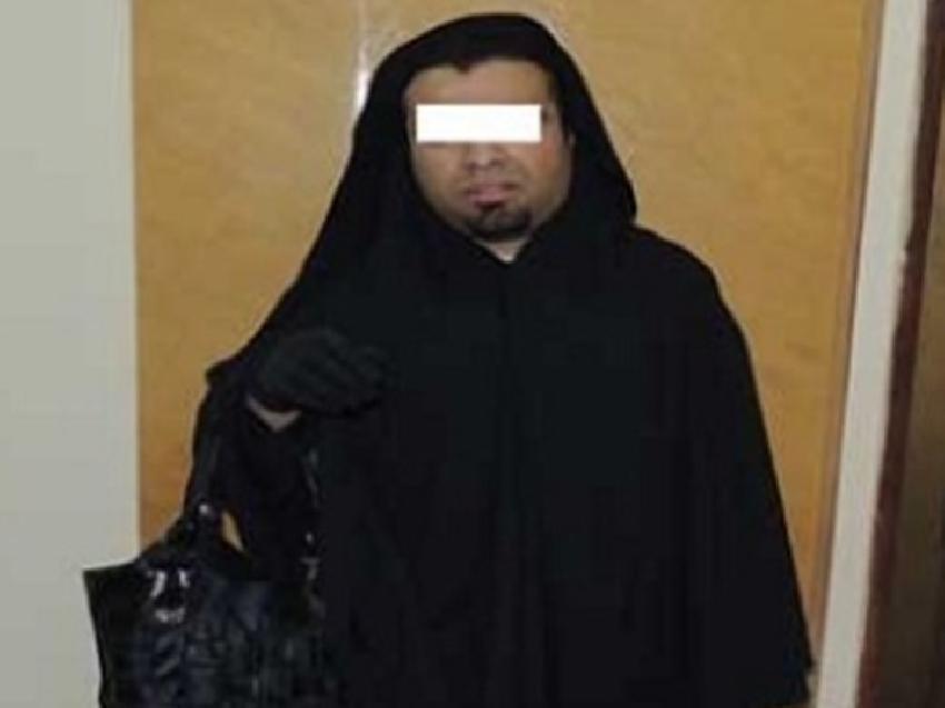 رجل يتخفى داخل برقع ويقتحم حماما شعبيا للنساء بسيدي ايوب مراكش
