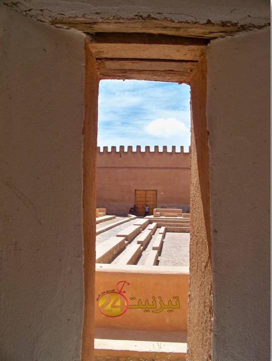 منظر من قصبة اغناج…18/05/2012