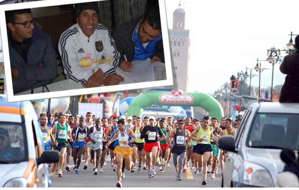 جمعية اصدقاء حبان للرياضة تشارك في المارطون الدولي لمراكش الاحد المقبل