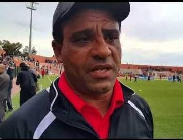 أمل تيزنيت لكرة القدم ينفصل عن المدرب عبد السلام الغريسي