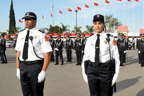 رجال الأمن يغيرون زيهم الرسمي الثلاثاء المقبل
