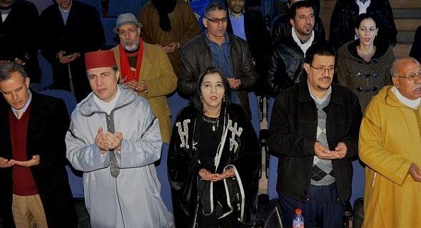 جمعية تايري ن وكال تعلن الحداد وتلغي الاحتفالات الموسيقية يومين