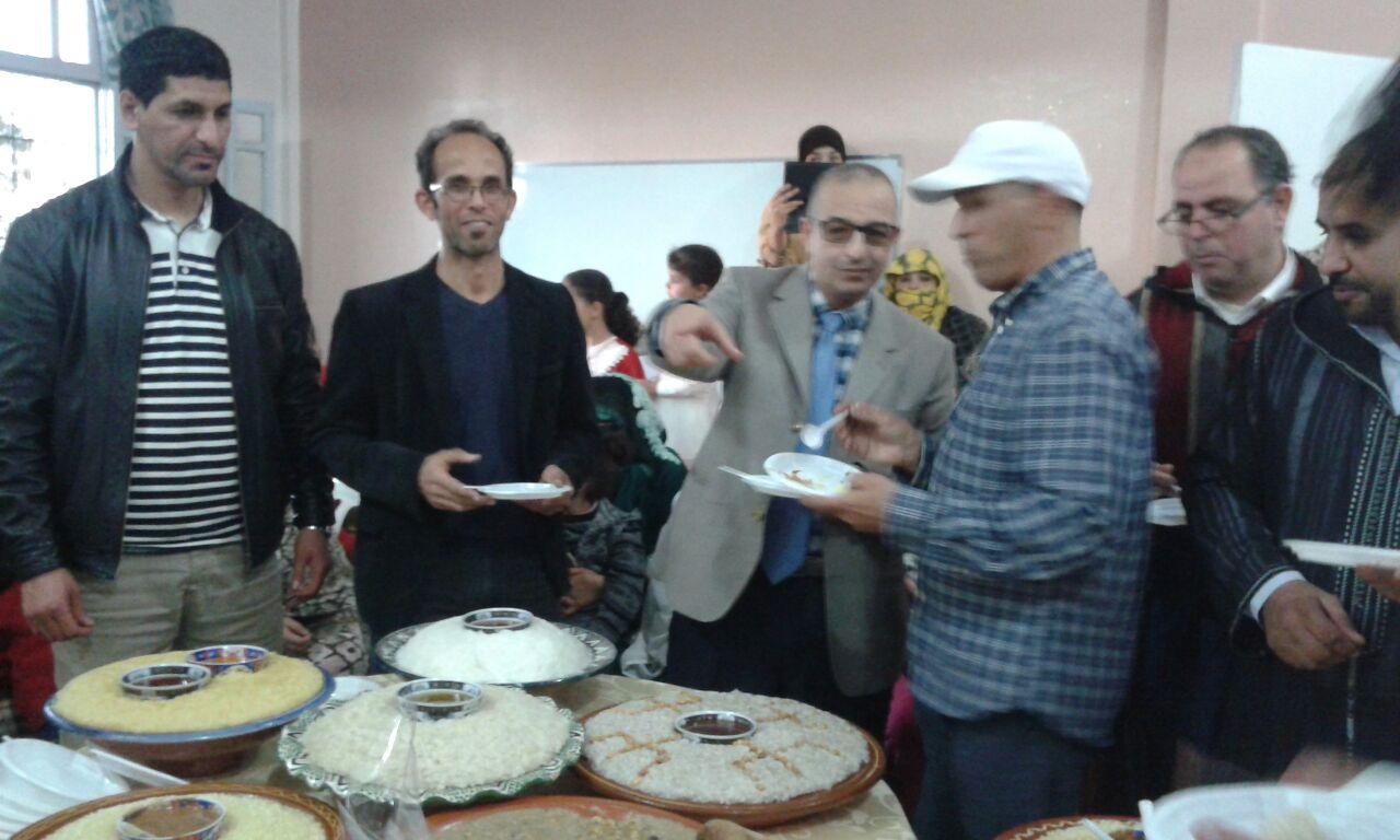 بالصور : احتفال جمعية حي دوتركا براس السنة الامازيغية