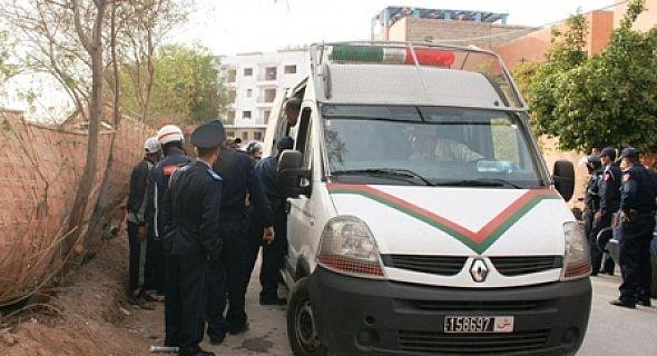 سيدي افني : توقيف عناصر شبكة إجرامية متخصصة في ترويج المخدرات