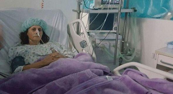 صورة.. الزميلة قائمة بلعوشي تجري عملية جراحية