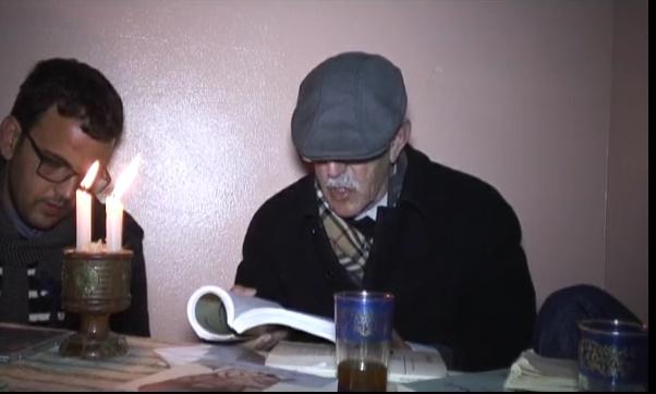 بالفيديو : دار أحمد الخنبوبي تستضيف الشاعر الأمازيغي محمد مستاوي