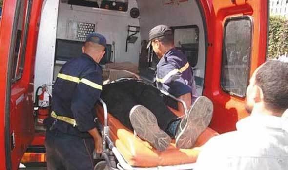 وفاة شخص و إصابة آخرين في حادثة سير بمنطقة بلفاع بين أكادير و تزنيت
