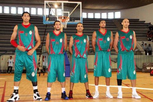 المنتخب المغربي يسجل فوزه الرابع على التوالي في بطولة العرب لكرة السلة