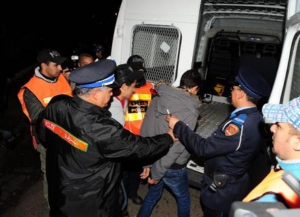 القبض على عصابة باكادير تنصب على مواطنين باستعمال موقع الكتروني معروف
