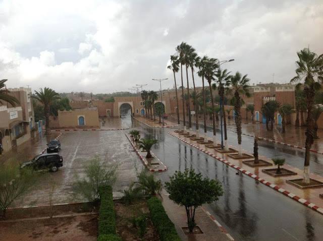 نشرة خاصة: أمطار وثلوج بعدد من مناطق المغرب بما فيها اقليم تيزنيت