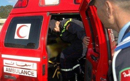 تفاصيل اصابة طالب بعد مواجهة دامية للفصيل القاعدي بجامعة أكادير