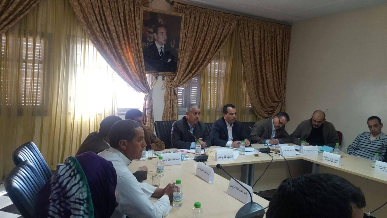 جماعة سيدي بوعبدلي تؤجل نقطة احداث اعدادية بالجماعة