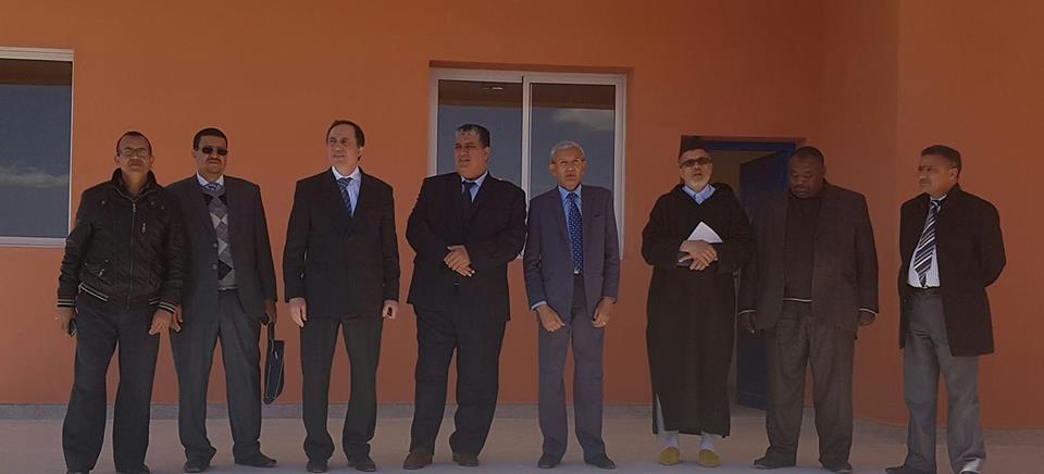رئيس جامعة ابن زهر بطاطا من اجل تطوير علاقة الجامعة بالاقليم