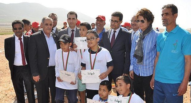 سيدي افني: عامل الإقليم يترأس فعاليات المحطة العاشرة للقافلة الوطنية للرياضة للجميع