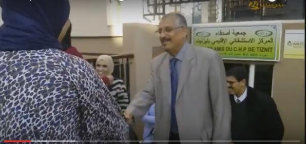 بالفيديو : تبرعات من هولندا لدار الامل بتيزنيت
