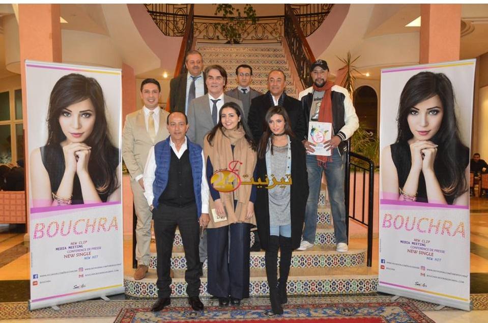 الفنانة الصاعدة بشرى الديب تقدم اغنيتها الجديدة بتيزنيت و تعد بمفاجآت اخرى لجمهورها