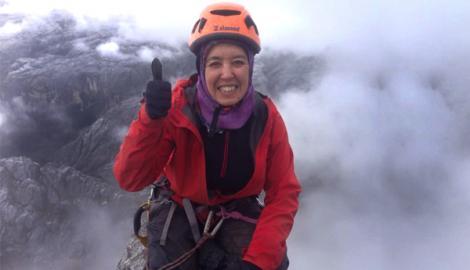 المغربية بشرى بيبانو تستعد لتسلق جبل إفرست في أبريل المقبل