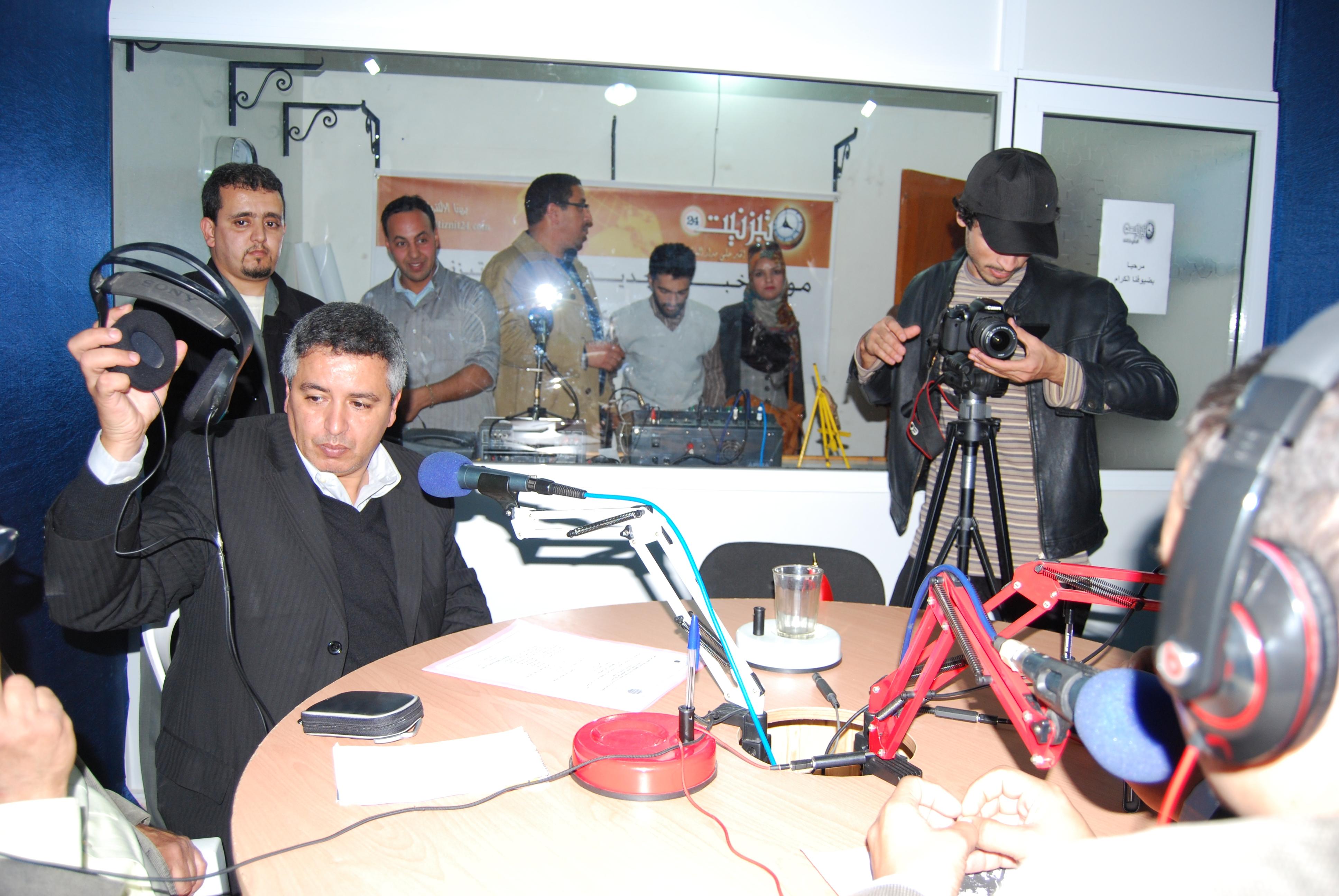 راديو تيزنيت 24…..2012