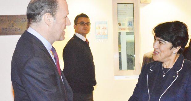 تأخر والي أكادير عن حضور تدشين معمل إلى جانب السفير الفرنسي كان بسبب التحضير للزيارة الملكية لأكادير