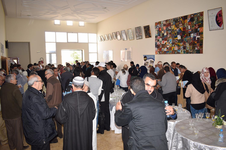 بالفيديو : كلمات افتتاح الدورة 6 الجامعة الشتوية بتيزنيت
