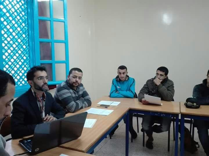 الحاج علي ابويك رئيسا جديدا لجمعية تيفاوت للأعمال الإجتماعية بتيزنيت